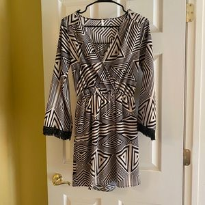 Women's Dress Size medium sm Long sleeve